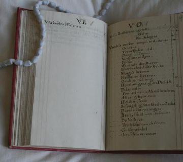 Catalogus van boeken met hunne pryzen (Meermanno)