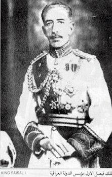 Faisal I van Irak