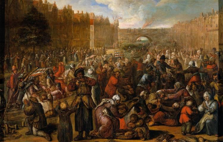Leidens ontzet, Otto van Veen