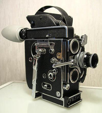 Oude camera - cc