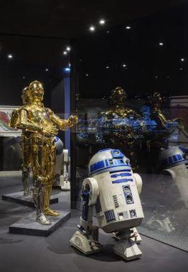 Star Wars-robots