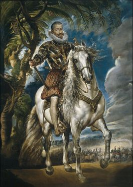 Don Francisco Gómez de Sandoval (Rubens)