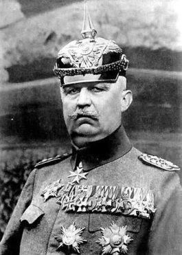 Erich Ludendorff in 1918