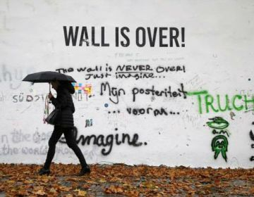 Lennon Wall - Wall is over (Twitter)