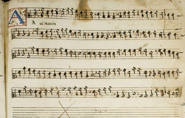 Pagina uit de Codex Lerma