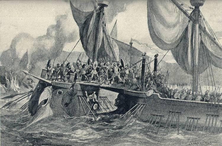Slag bij Mylae (heritage-history.com)