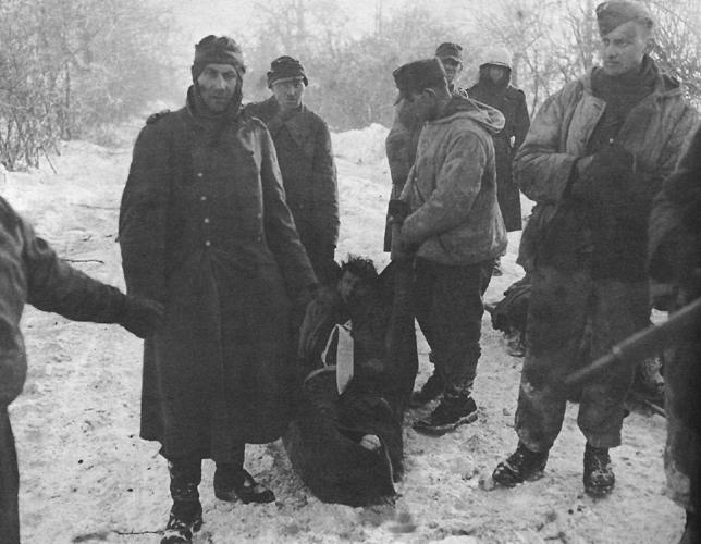 Duitse krijgsgevangenen