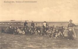 Kinderen in Vluchtoord Ede (Gemeente Ede)
