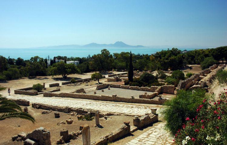 Ruïnes van Carthago - cc