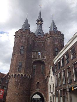 Sassenpoort in Zwolle - cc