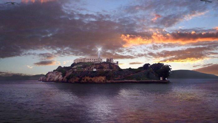 Alcatraz – Foto: CC/Bruce C. Cooper