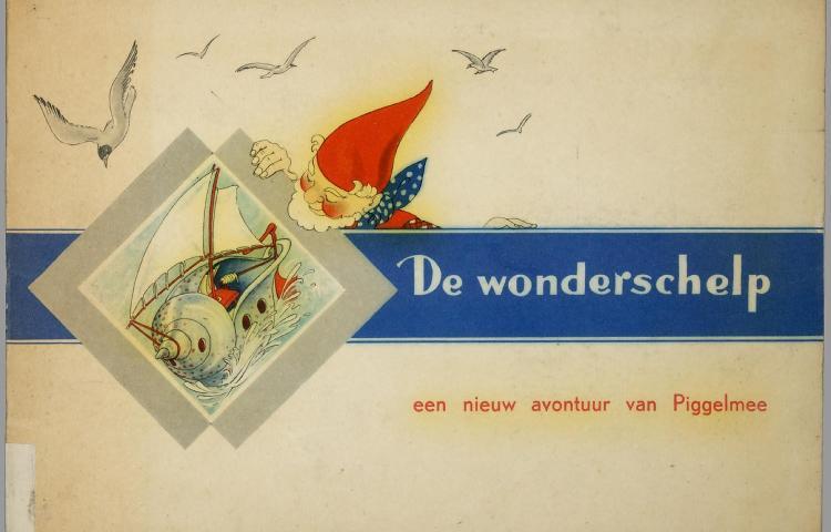 Piggelmee-boekje (Geheugen van Nederland)