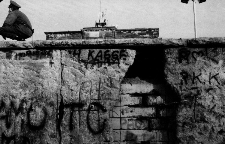 Berlijnse Muur, 1989 - cc