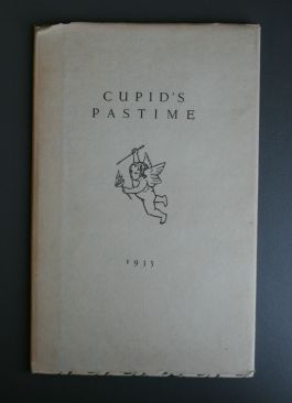 Cupid's Pastime, JBW Editions, 1935