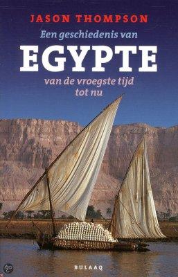 Een geschiedenis van Egypte - Jason Thompson