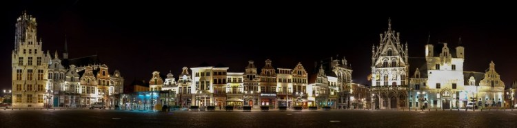 Grote Markt van Mechelen (cc - Kevin Wuyts)