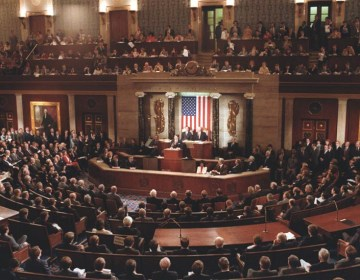 State of the Union van Ronald Reagan in 1983