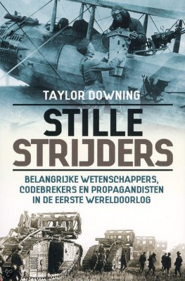 Stille strijders - Taylor Downing