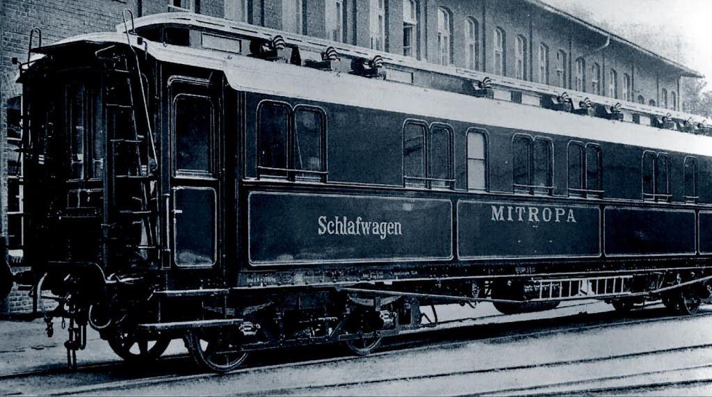 Voormalig keizerlijk rijtuig, ca. 1920