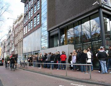 Anne Frank Huis (cc - Massimo Catarinella)