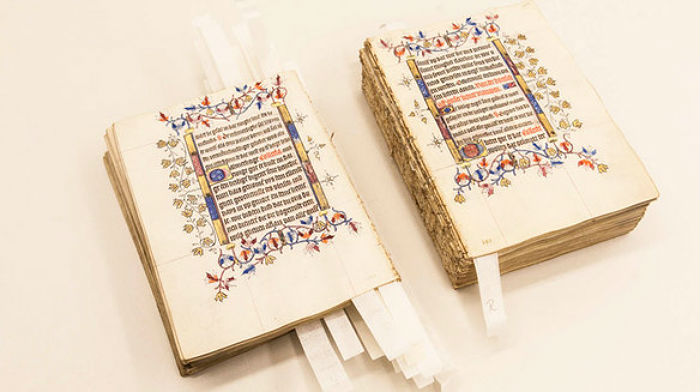 Het gebedenboek van Maria van Gelre