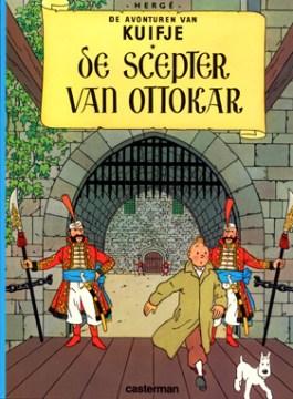 Kuifje-album: 'De scepter van Ottokar'
