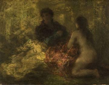 Fantasie, 1895 - Henri Fantin-Latour