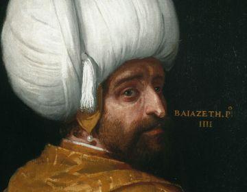 Paolo Veronese - Sultan Bajezid I © Collection Bayerische Staatsgemäldesammlungen München