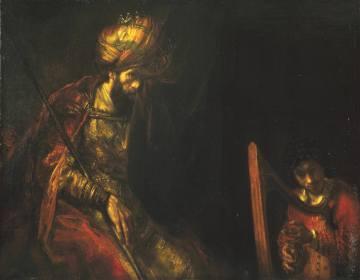 Saul en David (Mauritshuis)