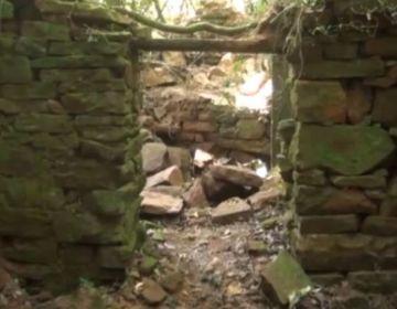 'Schuilplaats nazi's ontdekt in Argentinië' (Still YouTube)
