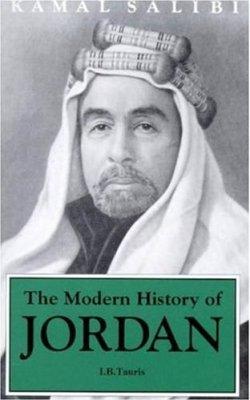 The Modern History of Jordan van Kamal Salibi