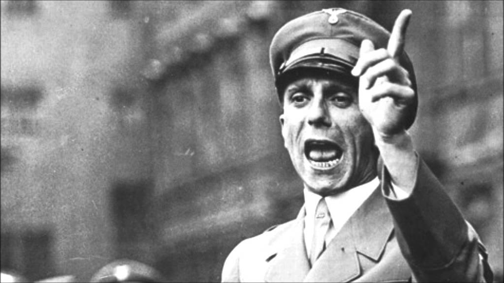 Joseph Goebbels (still YouTube)