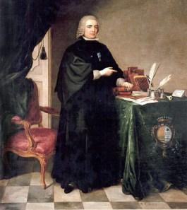 Pedro Rodríguez de Campomanes