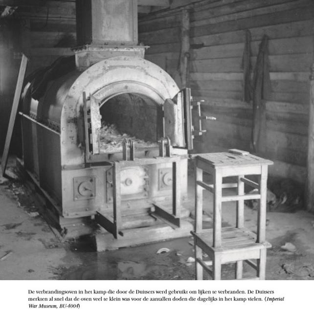 4) Verbrandingsoven Bergen Belsen p109