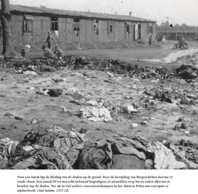 5) Chaos in het kamp