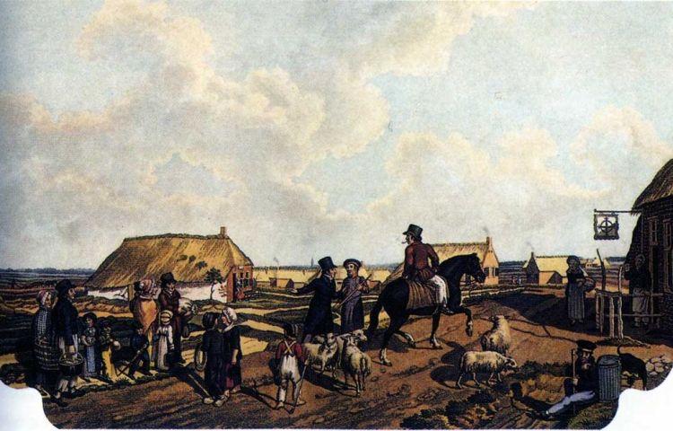 Kolonistenwoning in Willemsoord