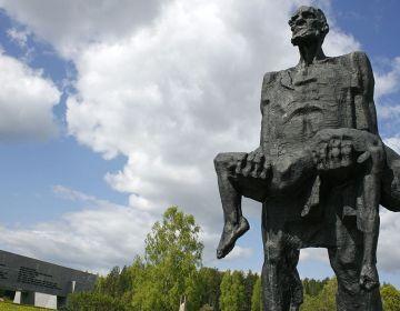 Monument ter nagedachtenis aan het bloedbad van Chatyn - cc
