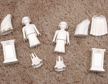 Playmobil-Romeinen (cc - Flickr)