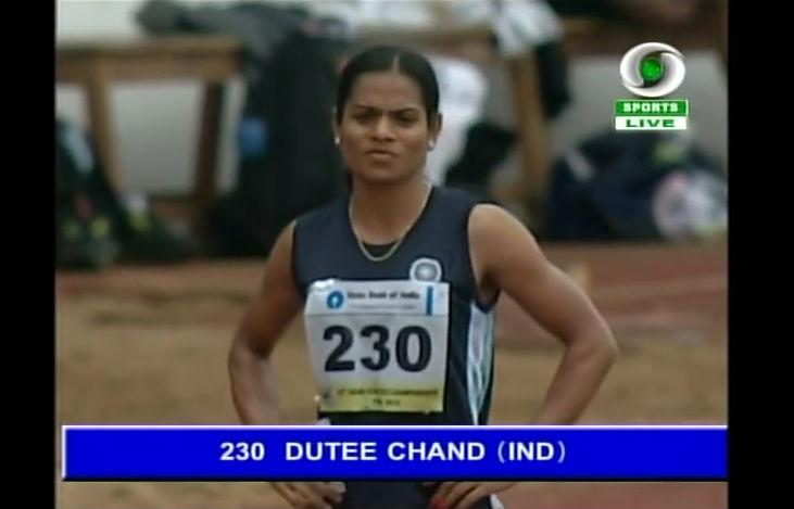 Dutee Chand