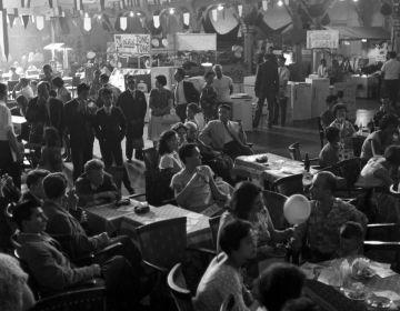 Tong Tong Fair in de Haagse Dierentuin, 1959 - © Tong Tong Fair
