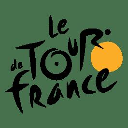 Logo van de Tour de France