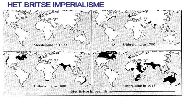 Britse imperialisme