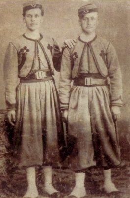 De gebroeders Walta uit Workum (1870)