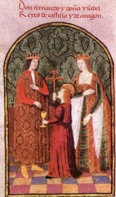 Ferdinand II en Isabella I