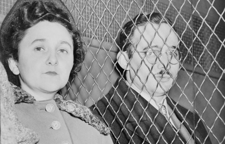 Julius en Ethel Rosenberg