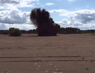 Vliegtuigbom uit WOII gevonden in Eindhoven