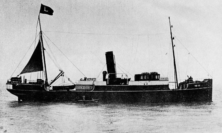 Loodsboot Nr. 19