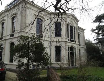 De voormalige villa van Joseph In Den Haag (Rijksvastgoedbedrijf)
