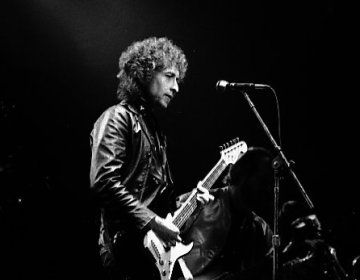 Bob Dylan in Toronto, Canada (april 1980) - cc
