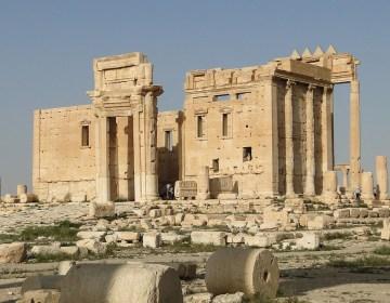 Tempel van Bel in Palmyra - cc